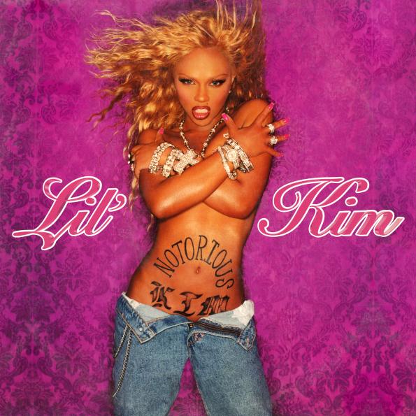Виниловая пластинка Lil' Kim — The Notorious K.I.M. (Rhino Black / Limited Pink & Black Mixed Vinyl)