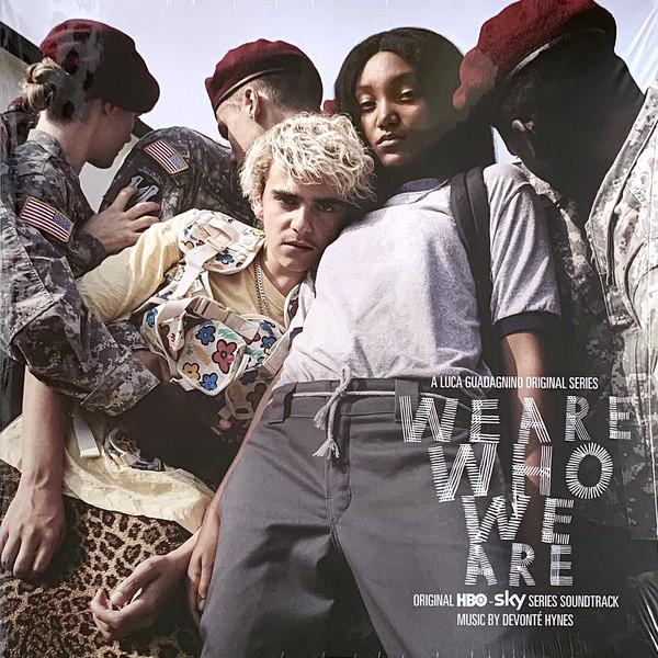 Виниловая пластинка Devonte Hynes — WE ARE WHO WE ARE (ORIGINAL SERIES SOUNDTRACK) (Limited White Marbled Vinyl)