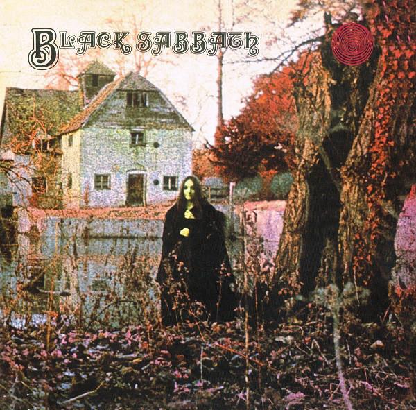 Виниловая пластинка BLACK SABBATH - BLACK SABBATH