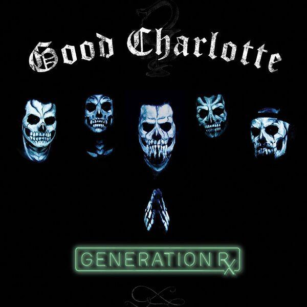 Виниловая пластинка Good Charlotte–Generation Rx