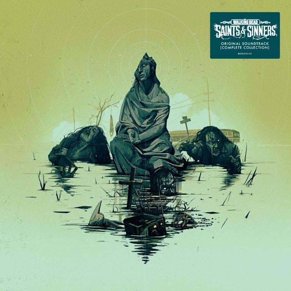 Виниловая пластинка OST — The Walking Dead: Saints & Sinners (Limited edition)