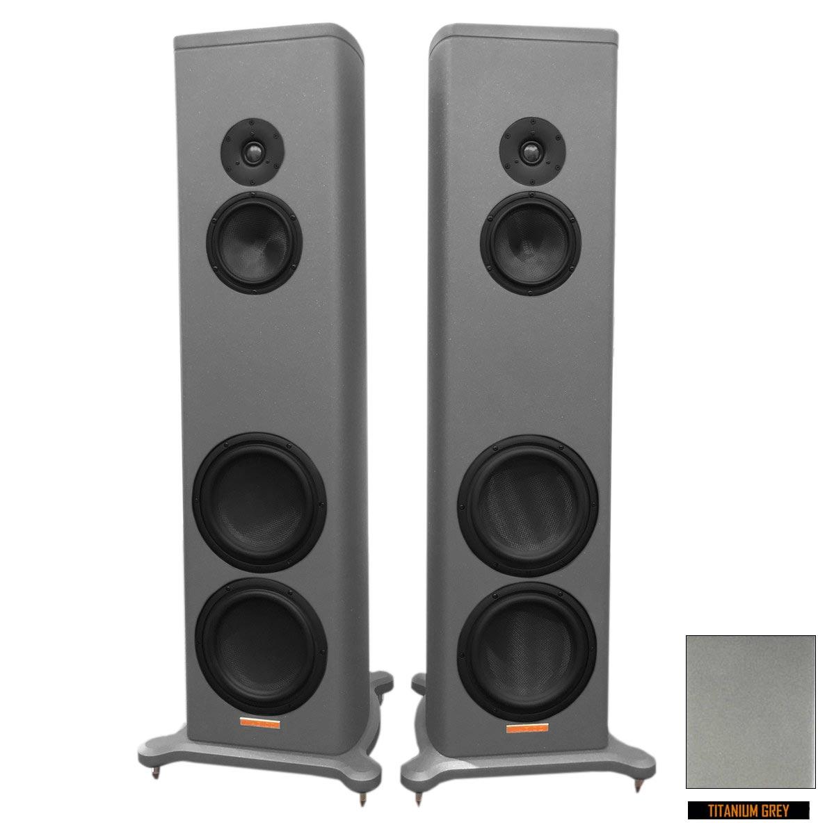 Напольная акустика Magico S3 MkII M-COAT titanium grey