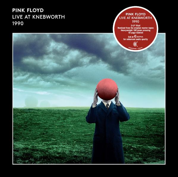 Виниловая пластинка Pink Floyd - Live at Knebworth 1990 (Limited 180 Gram Black Vinyl/Gatefold/Booklet)