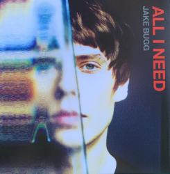 Виниловая пластинка Jake Bugg - All I Need (RSD2021/Limited Red Transparent Vinyl)