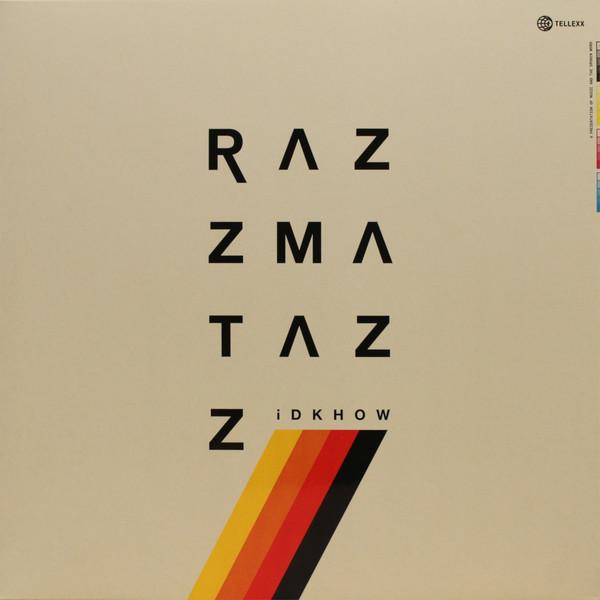 Виниловая пластинка I DONT KNOW HOW BUT THEY FOUND ME - RAZZMATAZZ (Colored Vinyl)