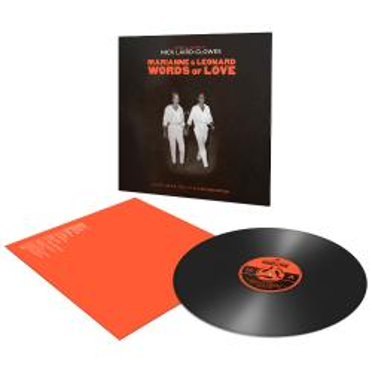 Виниловая пластинка Original Score / Laird-Clowes, Nick, Marianne And Leonard: Words Of Love (180 Gram Black Vinyl)