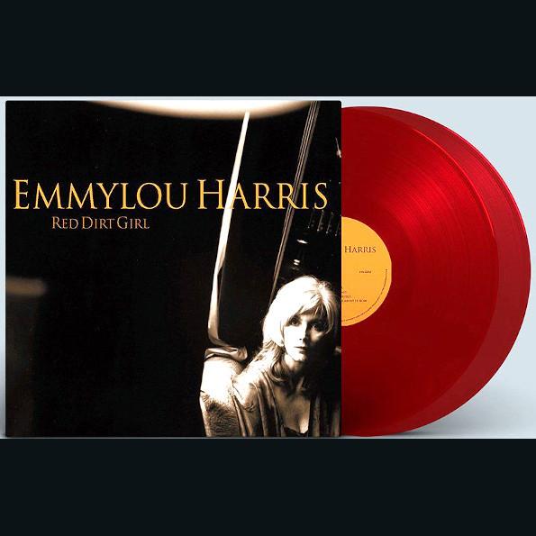 Виниловая пластинка Emmylou Harris — Red Dirt Girl (Limited Red Vinyl)