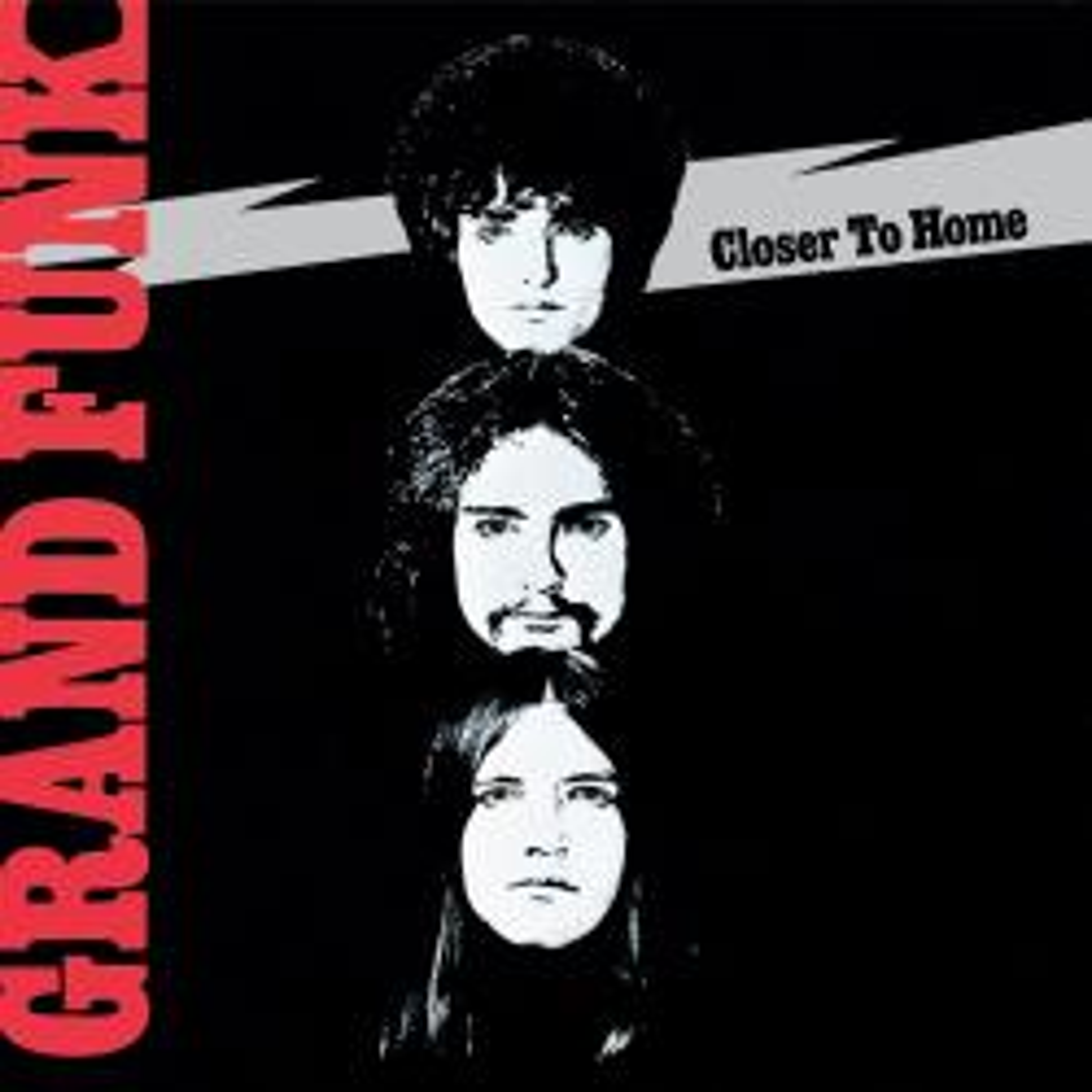 Виниловая пластинка Closer to Home - Grand Funk Railroad