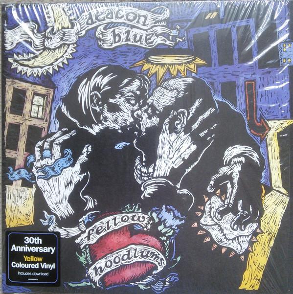 Виниловая пластинка Deacon Blue - Fellow Hoodlums (30th Anniversary Edition) (Neon Yellow Vinyl)