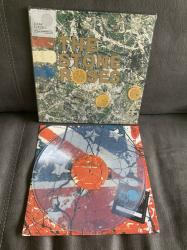 Виниловая пластинка The Stone Roses — THE STONE ROSES (National Album Day 2020 / Limited 180 Gram Ultra Clear Vinyl)