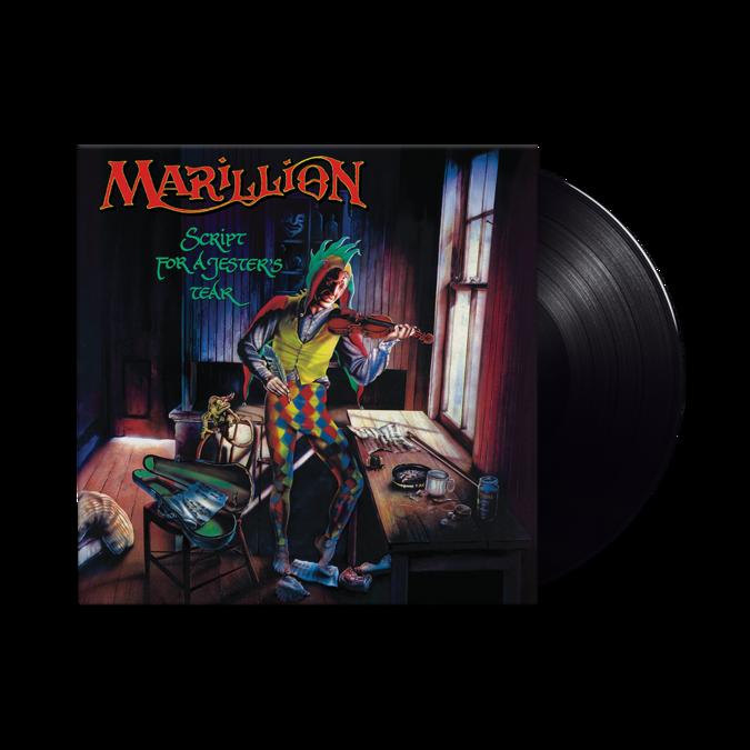 Виниловая пластинка Marillion - Script For a Jesters Tear