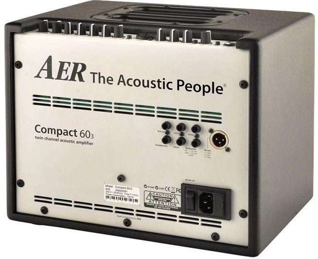 Комбо усилитель AER Compact 60-4