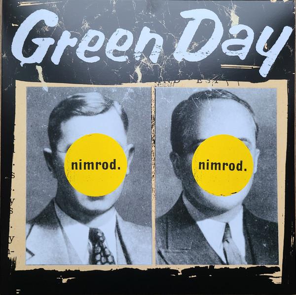 Виниловая пластинка Green Day - Nimrod (Black Vinyl)