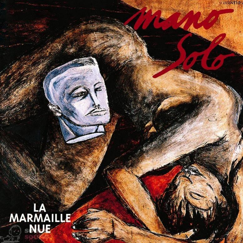 Виниловая пластинка Mano Solo - La marmaille nue (Black Vinyl)