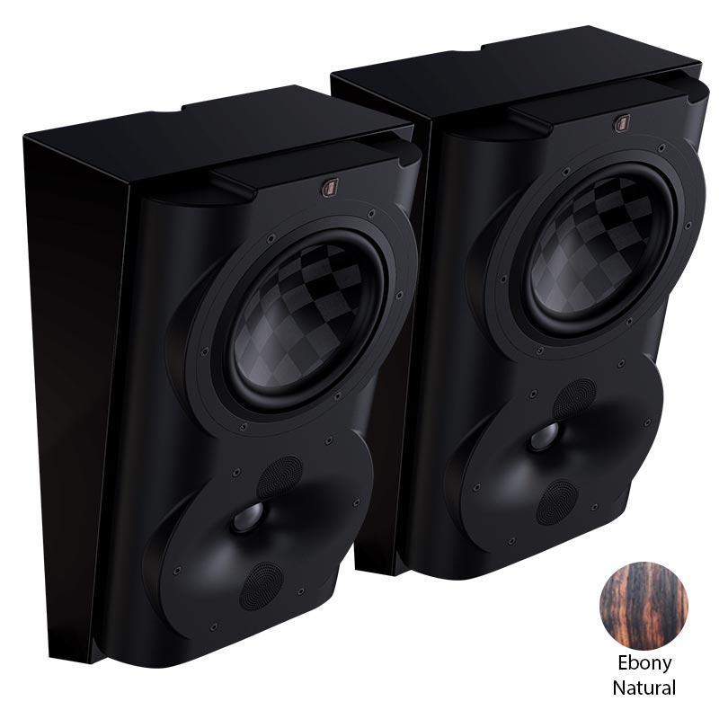 Настенная акустика Perlisten Audio S4s Ebony Natural