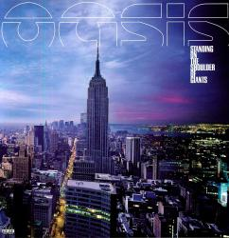Виниловая пластинка Oasis - Standing On The Shoulders Of Giants (180 Gram Black Vinyl)