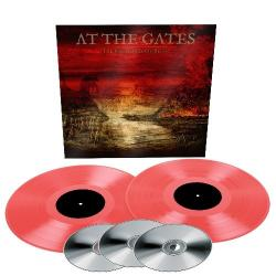Виниловая пластинка At The Gates - The Nightmare Of Being (limited Deluxe Edition)