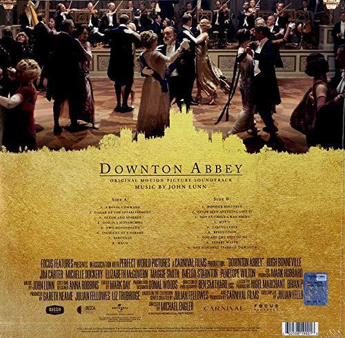 Виниловая пластинка OST, Downton Abbey (John Lunn)