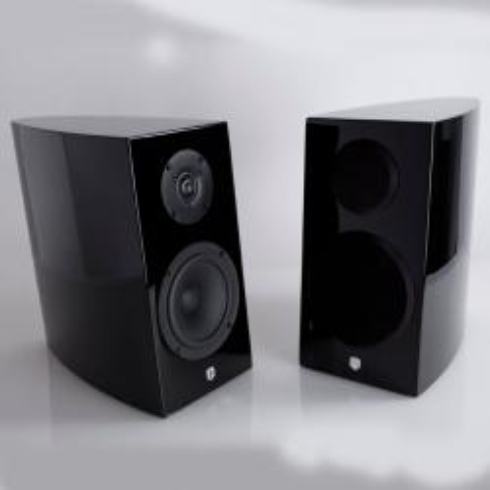 Полочная акустика Gato Audio PM-2 glossy white