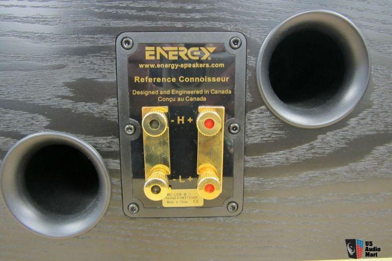 Центральный канал Energy RC-LCR cherry