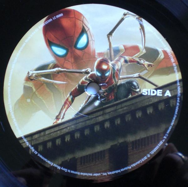 Виниловая пластинка Original Motion Picture Soundtrack / Giacchino, Michael, Spider-Man: Far From Home (180 Gram Black Vinyl/Poster)