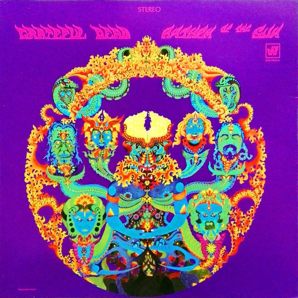 Виниловая пластинка Grateful Dead - Anthem Of The Sun (180 Gram Black Vinyl)