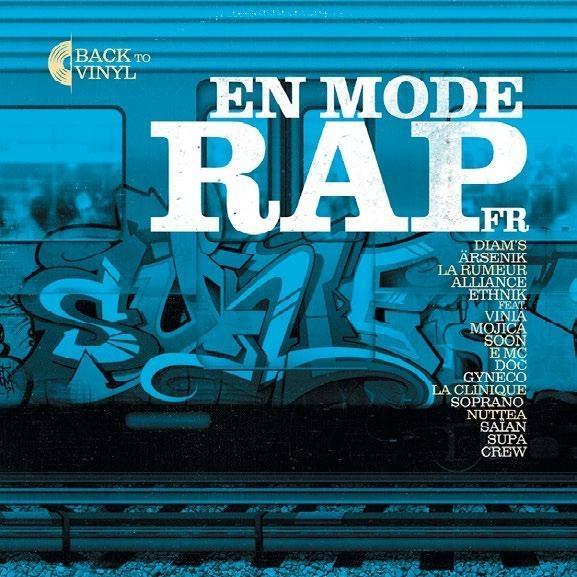 Виниловая пластинка En mode rap FR