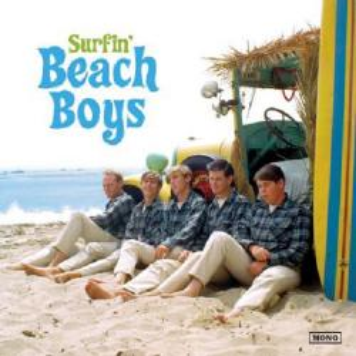 Виниловая пластинка Beach Boys - Surfin`