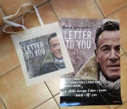 Виниловая пластинка Bruce Springsteen — LETTER TO YOU (Limited Silver Vinyl/Gatefold/Booklet)