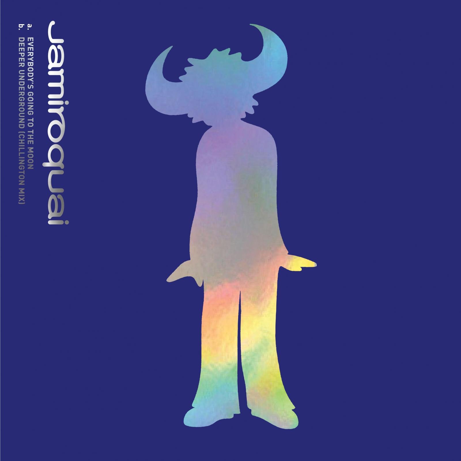 Виниловая пластинка Jamiroquai - Everybody's Going To The Moon (Limited 180 Gram Black Vinyl)