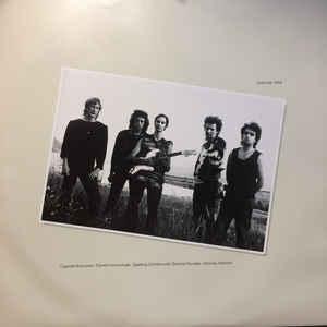 Виниловая пластинка Пикник — Немного Огня (blue) LP