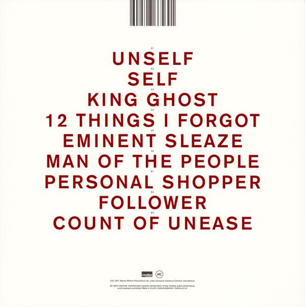 Виниловая пластинка Steven Wilson - THE FUTURE BITES