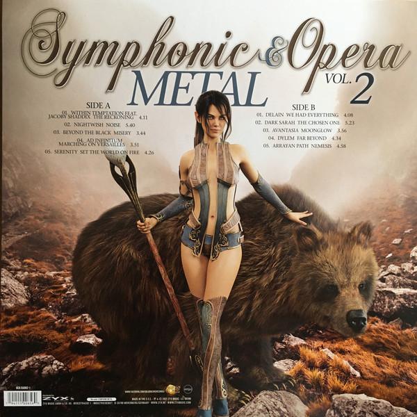 Виниловая пластинка Symphonic & Opera Metal Vol.2