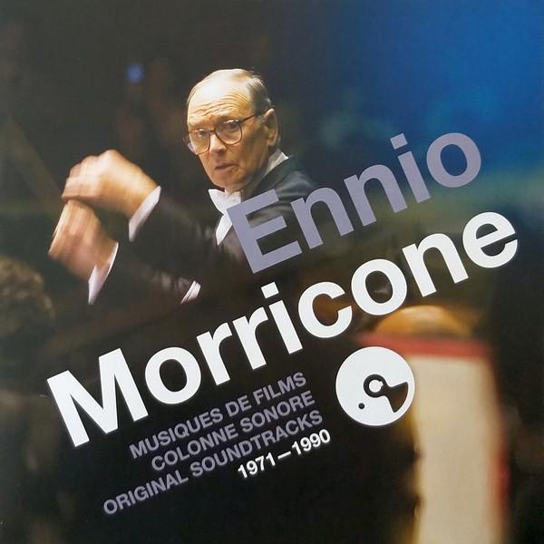 Виниловая пластинка Ennio Morricone – Musiques De Films.1971-90