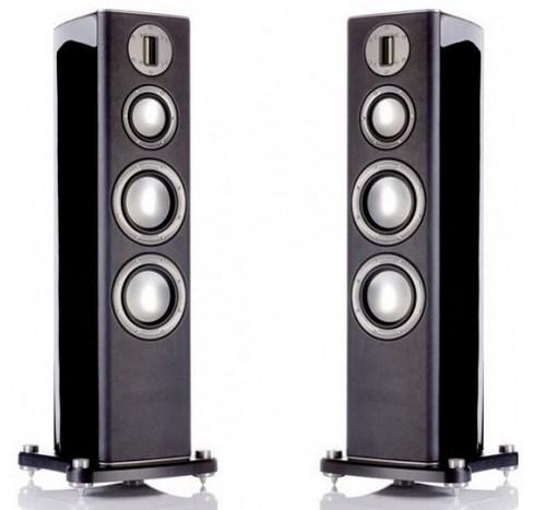 Напольная акустика Monitor Audio Platinum PL200 II black gloss