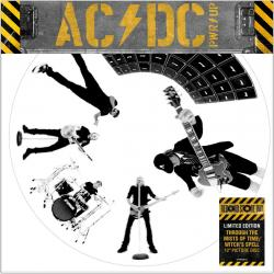Виниловая пластинка AC/DC - Through The Mists of Time/Witch's Spell (RSD2021/Limited Picture Vinyl)