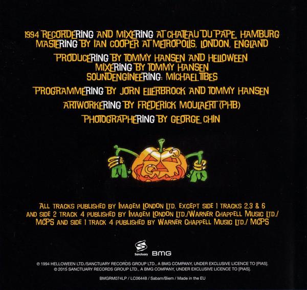 Виниловая пластинка Helloween - Master Of The Ring