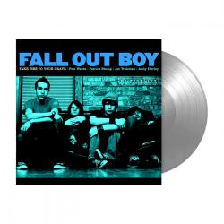Виниловая пластинка Fall Out Boy Take This To Your Grave (25th Anniversary Silver Edition Vinyl)
