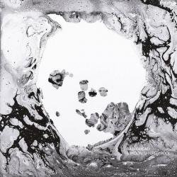 Виниловая пластинка Radiohead–A Moon Shaped Pool (2LP)