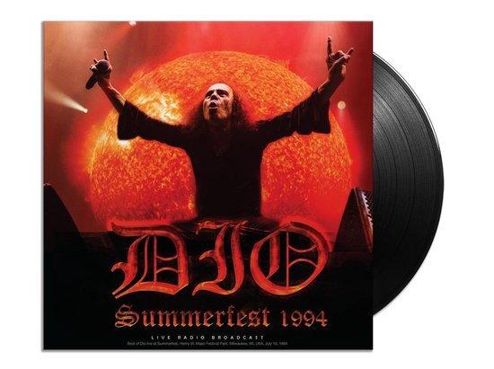 Виниловая пластинка DIO - Summerfest 1994