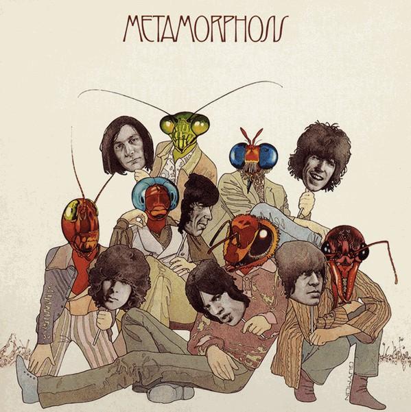 Виниловая пластинка The Rolling Stones - Metamorphosis (Green Vinyl)