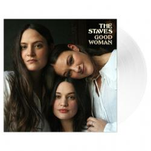 Виниловая пластинка The Staves  – Good Woman( Limited Clear Vinyl)