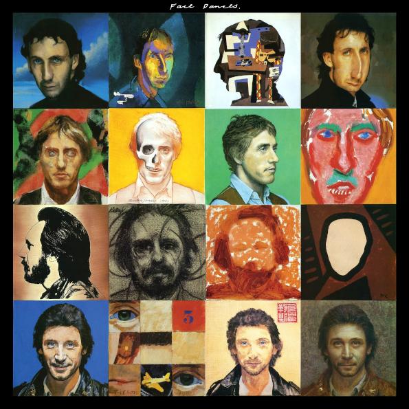 Виниловая пластинка The Who - Face Dances (RSD2021/Orange Vinyl)