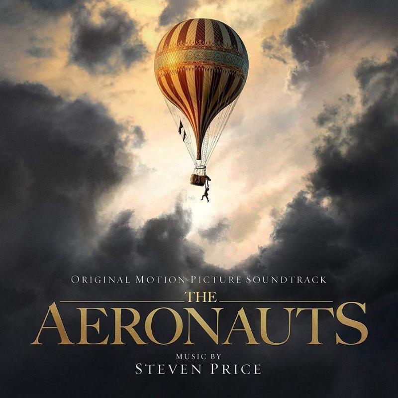 Виниловая пластинка OST, The Aeronauts (Steven Price)