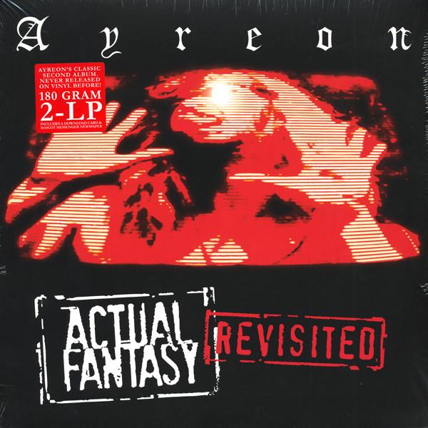 Виниловая пластинка AYREON - ACTUAL FANTASY REVISTITED