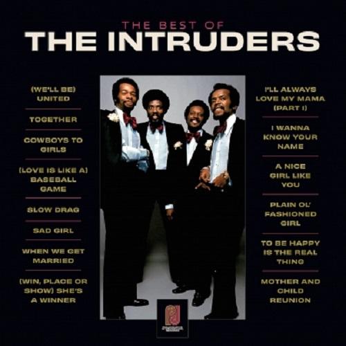 Виниловая пластинка The Intruders - Best of The Intruders (Black Vinyl)