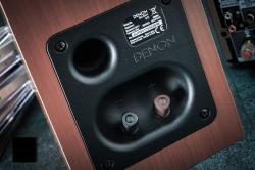 Полочная акустика Denon SC-M41 black