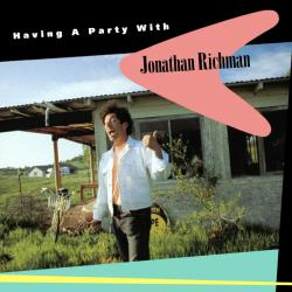 Виниловая пластинка Jonathan Richman - Having A Party With Jonathan Richman (RSD2021/Bermuda Seafoam vinyl)