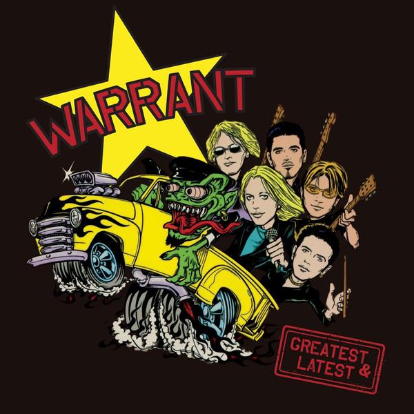 Виниловая пластинка Warrant - Greatest & Latest