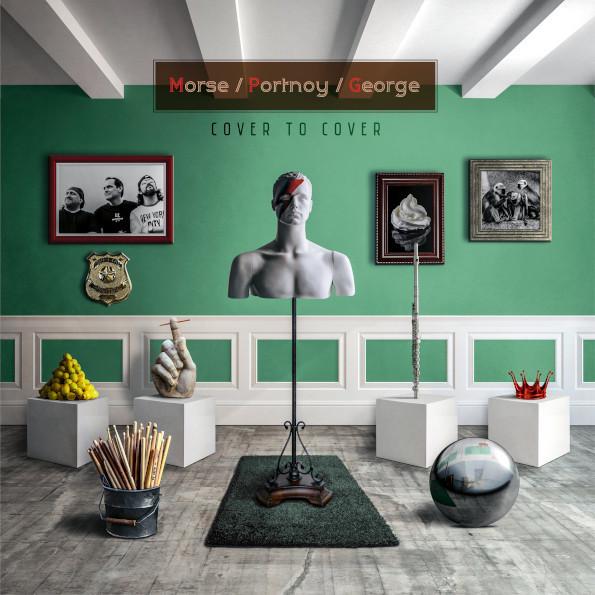 Виниловая пластинка Morse, Portnoy, George - Cover To Cover (Remastered 2020) (2LP+CD/180 Gram Black Vinyl/Gatefold)